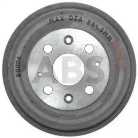 Гальмівний барабан на Мазда Деміо 'A.B.S. 2730-S'.