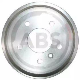 Тормозной барабан на MERCEDES-BENZ A-CLASS 'A.B.S. 2732-S'.