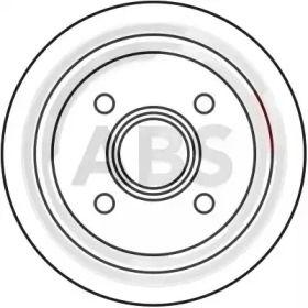 Тормозной барабан на Опель Тигра 'A.B.S. 2739-S'.