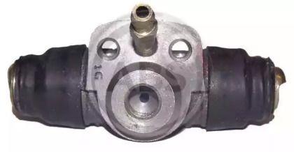 Задний тормозной цилиндр на Фольксваген Джетта 'A.B.S. 2742'.