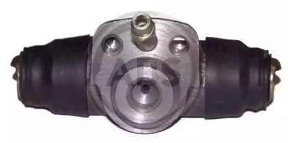 Задний тормозной цилиндр на Фольксваген Джетта 'A.B.S. 2743'.