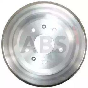 Тормозной барабан на Фрилендер 'A.B.S. 2787-S'.