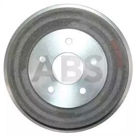Тормозной барабан на Форд Фокус 'A.B.S. 2831-S'.