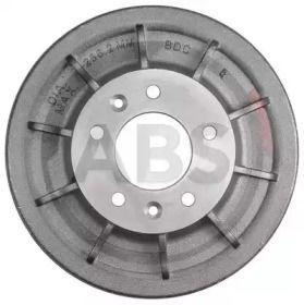 Тормозной барабан на PEUGEOT EXPERT 'A.B.S. 2843-S'.