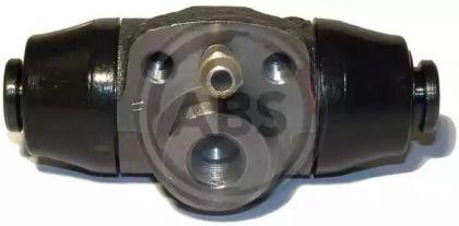 Задній гальмівний циліндр на SKODA FAVORIT 'A.B.S. 2850'.