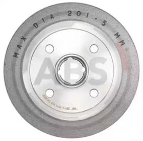 Тормозной барабан на KIA RIO 'A.B.S. 2871-S'.