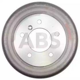 Тормозной барабан на MERCEDES-BENZ G-CLASS 'A.B.S. 4015-S'.