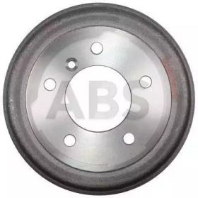 Тормозной барабан на MERCEDES-BENZ T1 'A.B.S. 4016-S'.