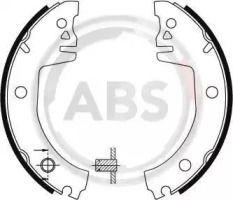 Барабанні гальмівні колодки A.B.S. 8911.