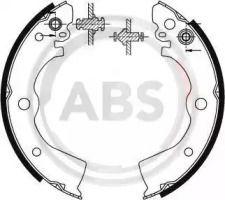 Барабанні гальмівні колодки A.B.S. 8913.