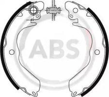 Барабанні гальмівні колодки A.B.S. 8922.
