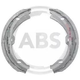 Гальмівні колодки ручника на Мерседес W211 A.B.S. 9224.