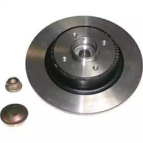 Задний тормозной диск 'BIRTH 3393'.