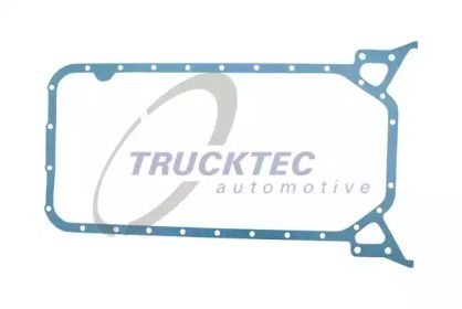 Прокладка, масляний піддон на Мерседес W210 TRUCKTEC AUTOMOTIVE 02.10.043.