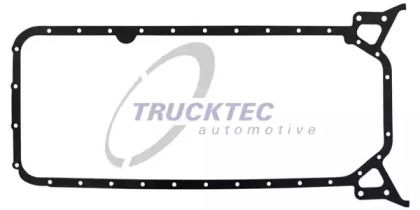 Прокладка, масляний піддон на Мерседес Г Клас  TRUCKTEC AUTOMOTIVE 02.10.061.