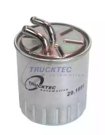 Паливний фільтр на Мерседес W212 TRUCKTEC AUTOMOTIVE 02.38.044.