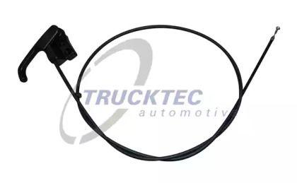 Трос замка капота 'TRUCKTEC AUTOMOTIVE 02.55.014'.