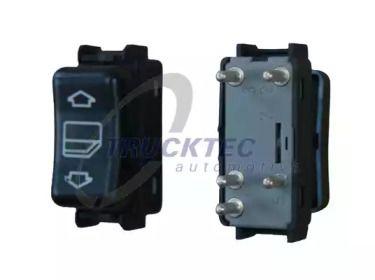 Кнопка склопідіймача TRUCKTEC AUTOMOTIVE 02.58.021.