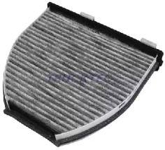 Вугільний фільтр салону на Mercedes-Benz GLK  TRUCKTEC AUTOMOTIVE 02.59.109.