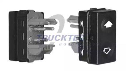 Кнопка склопідіймача TRUCKTEC AUTOMOTIVE 08.61.001.