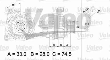 VALEO 437160