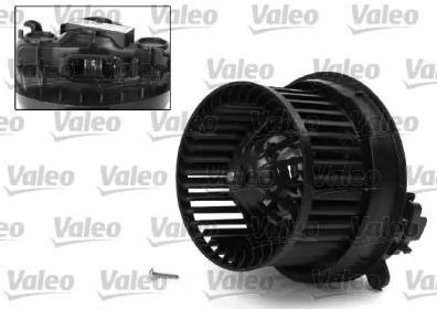 Вентилятор печки на Ситроен С3 'VALEO 698675'.