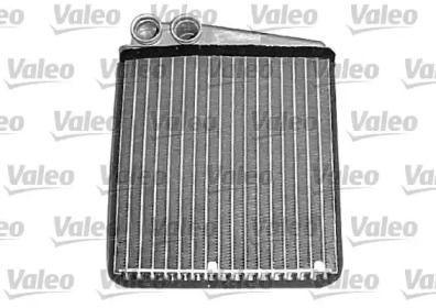 Радиатор печки на SKODA OCTAVIA A5 'VALEO 812254'.