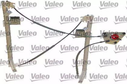 Передний правый стеклоподъемник на SEAT ALTEA 'VALEO 851099'.