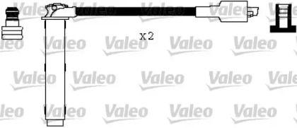 Високовольтні дроти запалювання на Ровер 25  VALEO 346337.