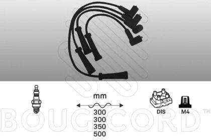 Высоковольтные провода зажигания BOUGICORD 2459.