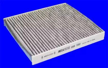 Угольный фильтр салона на Фольксваген Тауран 'MECAFILTER EKR7291'.