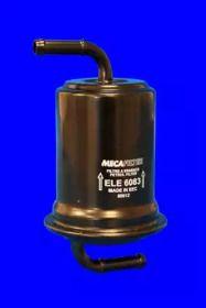 Паливний фільтр на Мазда Деміо MECAFILTER ELE6083.