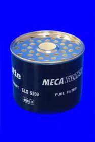 Фильтр топливный дизель на VOLKSWAGEN JETTA 'MECAFILTER ELG5209'.