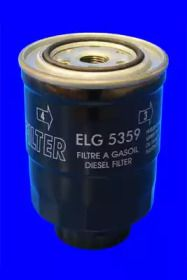 Фільтр паливний дизель на Мазда СХ5 MECAFILTER ELG5359.
