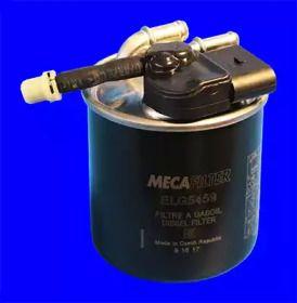 Фільтр паливний дизель на Мерседес ГЛЦ  MECAFILTER ELG5459.