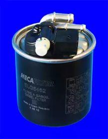 Фільтр паливний дизель на Мерседес W213 MECAFILTER ELG5462.