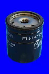 Масляный фильтр 'MECAFILTER ELH4120'.
