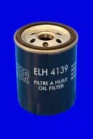 Масляний фільтр на Фіат Тіпо 'MECAFILTER ELH4139'.