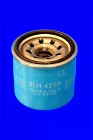 Масляний фільтр на MAZDA MX-3 'MECAFILTER ELH4259'.