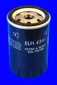 Масляний фільтр на MAZDA CX-9 MECAFILTER ELH4341.