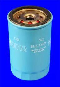 Масляний фільтр на Мазда СХ9 MECAFILTER ELH4402.