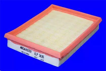 Повітряний фільтр MECAFILTER ELP3635.