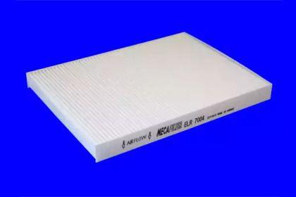 Салонный фильтр на Фольксваген Пассат MECAFILTER ELR7004.
