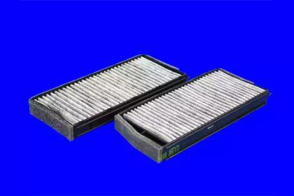 Вугільний фільтр салону на Мазда Деміо 'MECAFILTER JKR7171'.