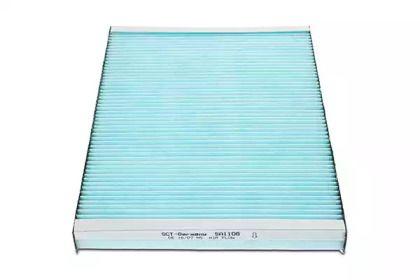 Салонный фильтр на Сеат Толедо SCT SA 1106.