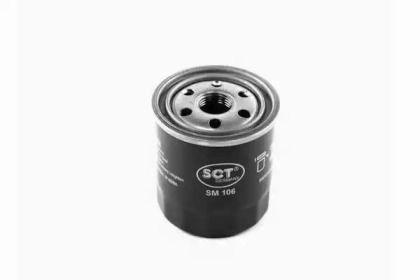 Масляный фильтр 'SCT SM 106'.