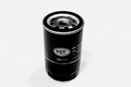 Масляный фильтр на Сеат Толедо SCT SM 111.