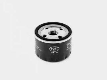 Масляный фильтр 'SCT SM 142'.
