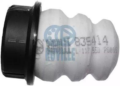 Отбойник переднего амортизатора 'RUVILLE 835414'.