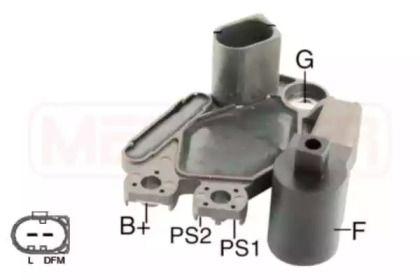 Реле регулятора генератора на Шкода Октавия А5 'ERA 215845'.